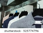 washing machine in dry cleaning | Shutterstock . vector #525774796