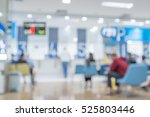 blurred image of people waiting ...   Shutterstock . vector #525803446