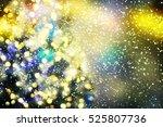 christmas background | Shutterstock . vector #525807736