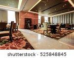 restaurant interior | Shutterstock . vector #525848845