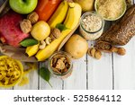 products rich of complex... | Shutterstock . vector #525864112