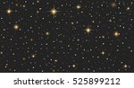 vector  christmas background... | Shutterstock .eps vector #525899212