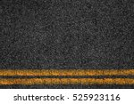 asphalt background texture with ... | Shutterstock . vector #525923116
