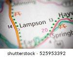 Lampson. Wisconsin. USA