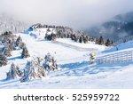 Ski Resort  Ski Slope  Ski Lif...