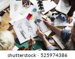 fashion designer sketch drawing