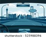 las vegas skyline   Shutterstock .eps vector #525988396