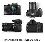 vector illustration of camera   Shutterstock .eps vector #526007362