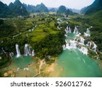 Bangioc   Detian Waterfall Fro...