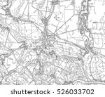 black and white drawing of a...   Shutterstock .eps vector #526033702