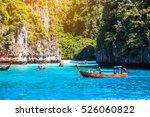 Maya Bay Phi Phi Islands...