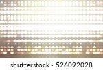 image of defocused stadium... | Shutterstock . vector #526092028