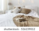 coziness  comfort  interior and ... | Shutterstock . vector #526159012