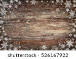 christmas background with...   Shutterstock . vector #526167922