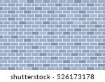 abstract background of brick... | Shutterstock .eps vector #526173178