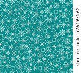 winter background with... | Shutterstock .eps vector #526197562