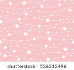 holiday background  seamless... | Shutterstock .eps vector #526212496