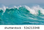 rolling waves crashing margaret ...   Shutterstock . vector #526213348