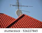 Tv Antennas And Satellite Dish...
