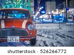 hakodate  japan   dec 27  2014  ... | Shutterstock . vector #526266772
