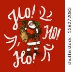 Ho Ho Ho Santa Red Card....