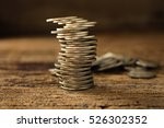 Strack Of Coins Make To...