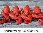 Steamed Lobsters   4 New...