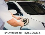 the polishing process used to... | Shutterstock . vector #526320316