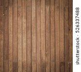 wooden texture background. teak ... | Shutterstock . vector #526337488