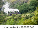 Brecon Mountain Railway Wales Uk