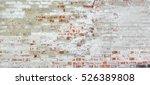 Empty Old Brick Wall Texture....