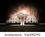 Washington White House Ruined