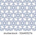 raster illustration. stylish... | Shutterstock . vector #526405276