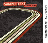grunge background. vector.   Shutterstock .eps vector #52640584
