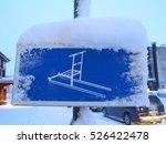 kiruna  sweden   january 2015 ... | Shutterstock . vector #526422478