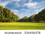 natural parks and sky with... | Shutterstock . vector #526456378