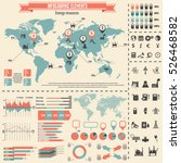 energy resources icon set and... | Shutterstock .eps vector #526468582