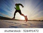 run training | Shutterstock . vector #526491472