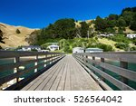 french pass new zealand ... | Shutterstock . vector #526564042