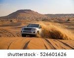 Offroad Desert Safari In Dubai...