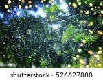 christmas tree | Shutterstock . vector #526627888
