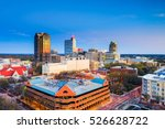raleigh  north carolina  usa... | Shutterstock . vector #526628722