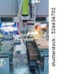 multifunctional metal working... | Shutterstock . vector #526636702