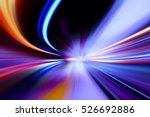 flash acceleration speed motion ... | Shutterstock . vector #526692886
