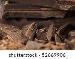 chopped chocolate | Shutterstock . vector #52669906