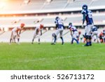 Small photo of American football game