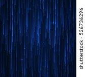 digital abstract. rectangles... | Shutterstock .eps vector #526736296