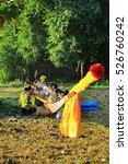 ratchaburi thailand   sept 3 ... | Shutterstock . vector #526760242