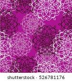 seamless vector pattern. bright ...   Shutterstock .eps vector #526781176