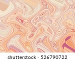 colorful psychedelic background ...   Shutterstock . vector #526790722